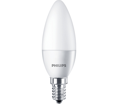 Philips CorePro LEDcandle ND 5,5-40W E14 865 B35 FR